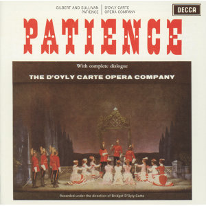 Gilbert & Sullivan: Patience - 2 CDs