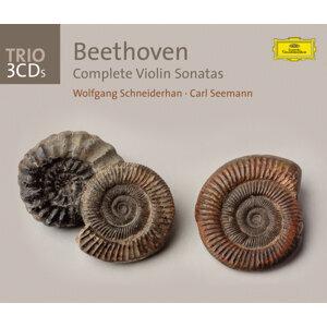 Beethoven: Complete Violin Sonatas - 3 CD's