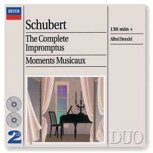 Schubert: The Complete Impromptus/Moments Musicaux - 2 CDs
