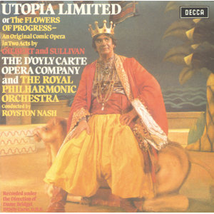 Gilbert & Sullivan: Utopia Ltd. - 2 CDs