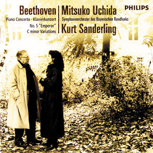Beethoven: Piano Concerto No. 5/C minor Variations - CD 3 of 3