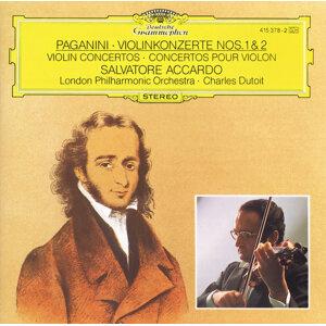 Paganini: Violin Concertos Nos.1 & 2