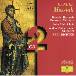 Handel: Messiah - 2 CD's