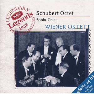 Schubert: Octet in F / Spohr: Octet in E