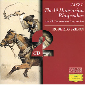 Liszt: Hungarian Rhapsodies - 2 CD's
