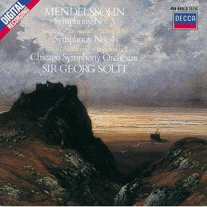 Mendelssohn: Symphonies Nos.3 & 4
