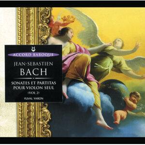 J.S. Bach: Sonates et partitas Volume 2