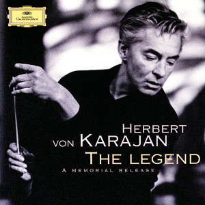 Herbert von Karajan - The Legend (A Memorial Release) - 2 CD's
