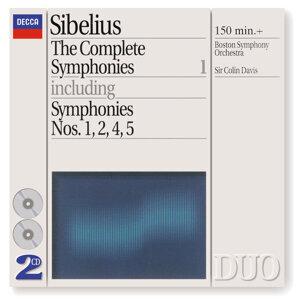 Sibelius: The Complete Symphonies, Vol.1 - 2 CDs