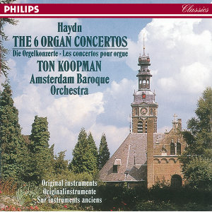 Haydn: The 6 Organ Concertos - 2 CDs