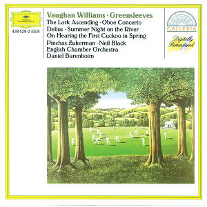 "Vaughan Williams: Fantasia On ""Greensleeves""; The Lark Ascending / Delius: Two Pieces; Two Aquarelles; Intermezzo / Walton: Two Pieces"