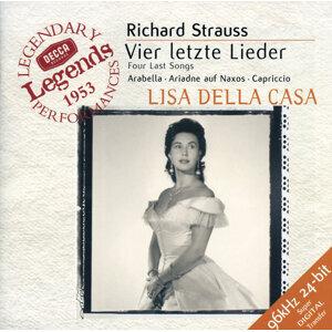 Strauss, R.: Vier letzte Lieder