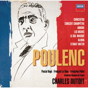 Poulenc: Concertos, Orchestral & Choral  Works - 5 CDs