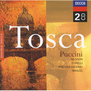 Puccini: Tosca - 2 CDs
