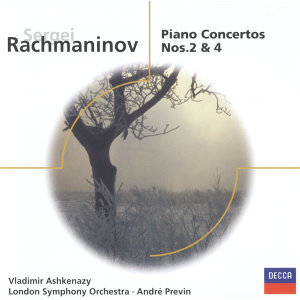 Rachmaninov: Piano Concertos Nos. 2 & 4; Russian Rhapsody for 2 Pianos
