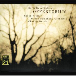Gubaidulina: Offertorium; Hommage à T.S. Eliot