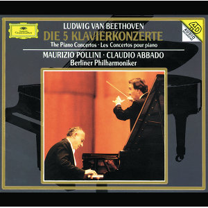 Beethoven: The Piano Concertos - 3 CDs