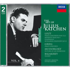 The Art Of Julius Katchen Vol.4 - 2 CDs