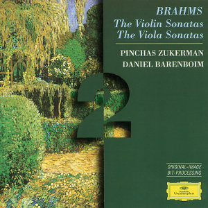 Brahms: The Violin Sonatas; The Viola Sonatas - 2 CDs