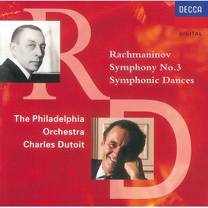 Rachmaninov: Symphony No.3/Symphonic Dances