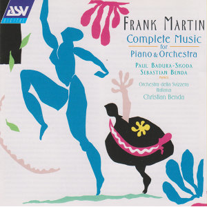 Frank Martin: Music for Piano & Orchestra