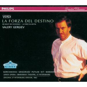 Verdi: La Forza del Destino - 3 CDs