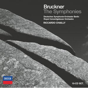 Bruckner: The Symphonies - 10 CDs