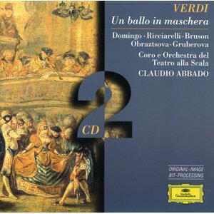 Verdi: Un ballo in maschera - 2 CD's