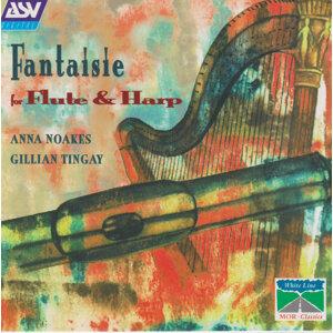 Fantaisie for Flute & Harp/Anna Noakes/Gillian Tingay