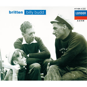 Britten: Billy Budd/The Holy Sonnets of John Donne etc. - 3 CDs