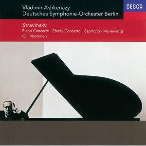 Stravinsky: Concerto for Piano & Winds/Ebony Concerto/Capriccio/Movements