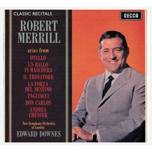 Robert Merrill : Classic Recital