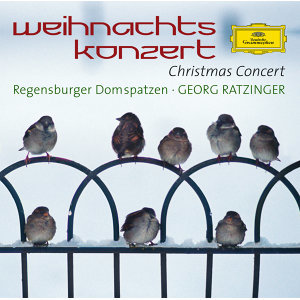 Regensburger Domspatzen - A Christmas Concert - New Cover