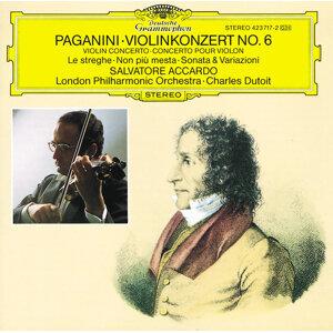 Paganini: Violin Concerto No.6; Le streghe; Non più mesta; Sonata & Variationi