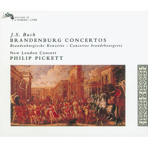 Bach, J.S.: Brandenburg Concertos - 2 CDs