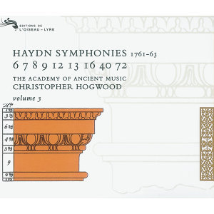 Haydn: Symphonies Vol.3 - 3 CDs
