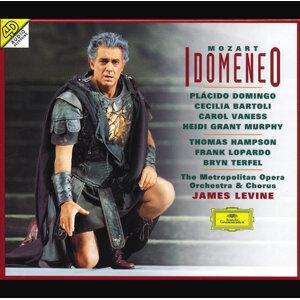 Mozart: Idomeneo, re di Creta K.366 - 3 CD's