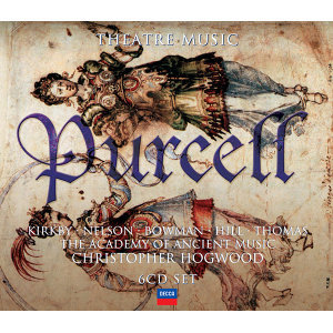 Purcell: Theatre Music - 6 CDs