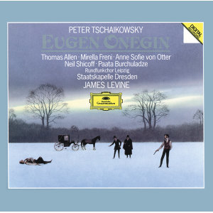 Tchaikovsky: Eugen Onegin - 2 CD's