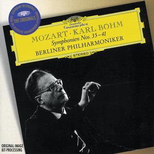 """Mozart: Symphonies Nos.35 """"Haffner"""", 36 """"Linzer"""", 38 """"Prager"""", 39, 40, 41 """"Jupiter"""" - 2 CDs"""