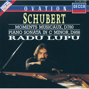 Schubert: 6 Moments Musicaux; Piano Sonata in C minor, D958