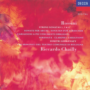Rossini: String Sonatas, etc.