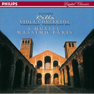 Rolla: Viola Concertos/Concerto in E flat, Op. 3/Divertimento in F/
