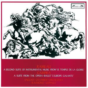Rameau: Le Temple de la Gloire (second suite) / Campra: L'Europe Galante