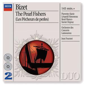 Bizet: The Pearl Fishers (Les Pêcheurs de perles) - 2 CDs