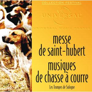 Messe de Saint-Hubert, Musiques de chasse à cour
