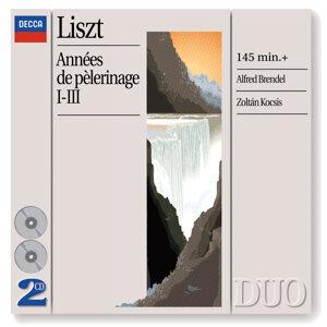 Liszt: Années de pèlerinage, Books 1-3 - 2 CDs