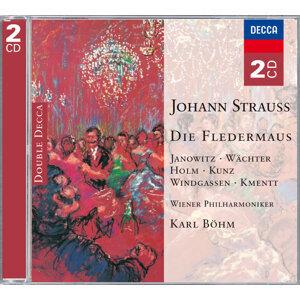 Strauss, J.: Die Fledermaus - 2 CDs
