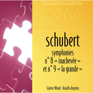 Schubert: Symphonies 8 et 9