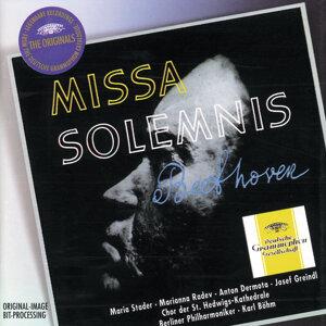 Beethoven: Missa Solemnis - 2 CDs